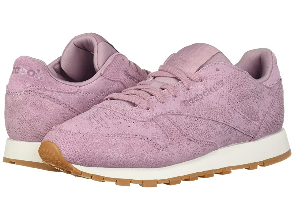 Reebok Lifestyle Classic Leather (Infused Lilac/Chalk) Women