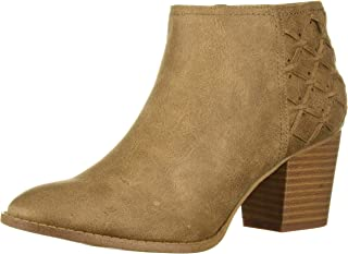 Fergalicious Women's Durango Fashion Boot, Sand, 9.5 M M US