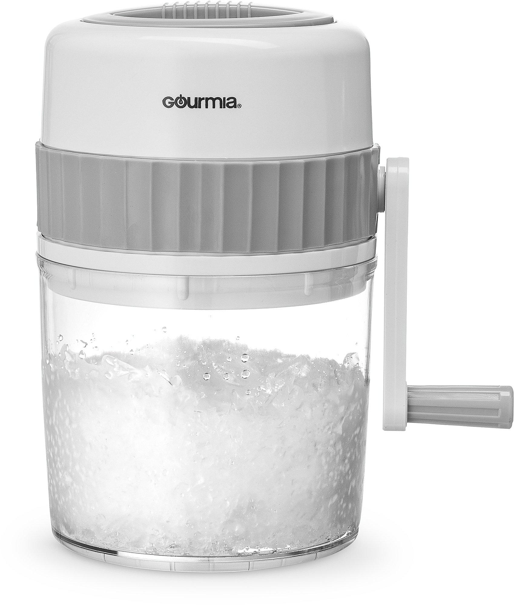 Gourmia GIC9635 Ice Shaver Stainless