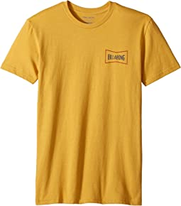 Billabong Kids - Craftsman T-Shirt (Big Kids)
