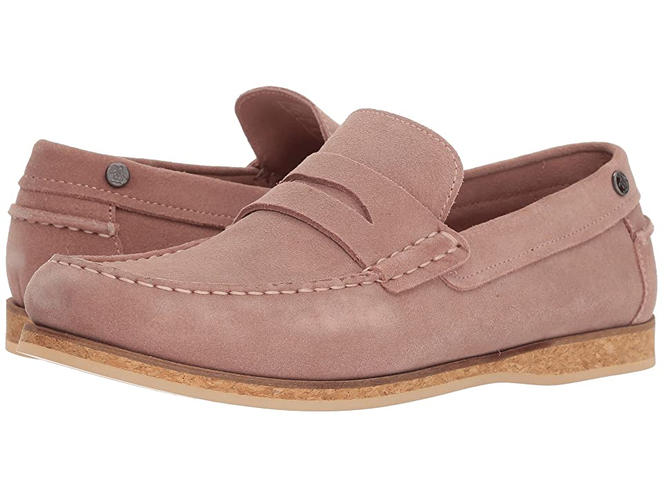Original Penguin Charles 2 (Pink Suede) Men