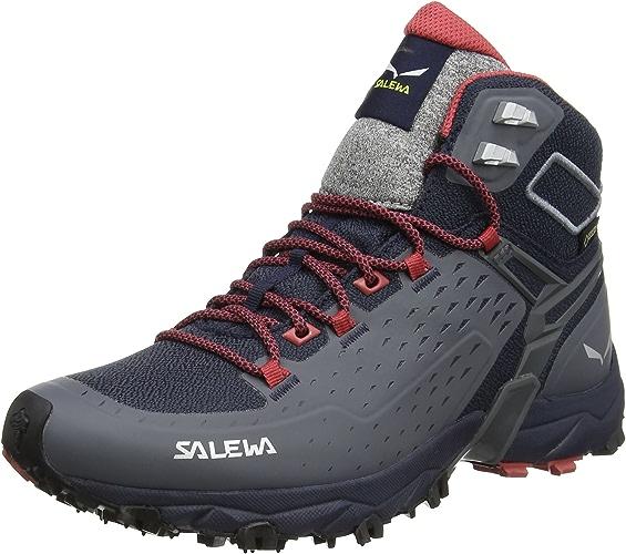 Salewa WS Alpenrose Ultra Mid GTX, Chaussures de Randonnée Hautes Femme