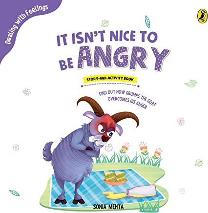 It Isn't Nice to Be Angry