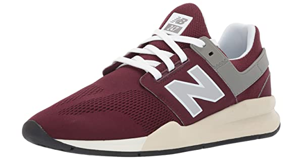 New Balance MS247 Mesh Synthetic Casual Flat Running Mens Trainers