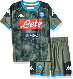 SSC NAPOLI Kit Gara Away Bambino 2019/2020 Kit Gara Away Bambino 2019/2020 Bambino