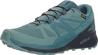 SALOMON Women's Sense Ride GTX Invisible Fit Trail Running Shoes Sneaker