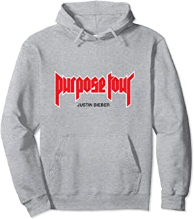 Purpose Tour Merch Hoodie