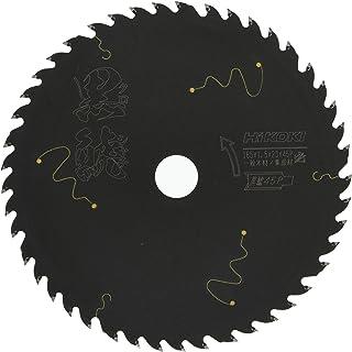 HiKOKI(ハイコーキ) 丸のこ用チップソー 外径165mm スーパーチップソー黒鯱(クロシャチ) 0037-5953 外径165、穴径20、刃数45 集成材・一般木材用