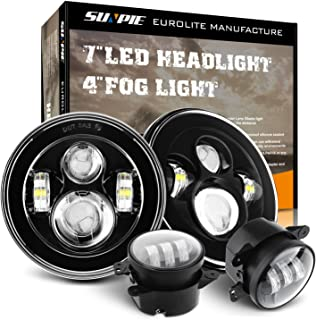 raxiom led headlights 07 16 wrangler jk