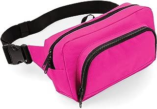 BagBase Organiser Belt/Waistpack Bag (2.5 Litres) (Pack of 2)