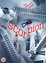 Scorpion - Seasons 1-4 Complete 2018
