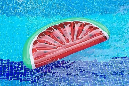 Jia Le FlotteHommest Gonflable De Melon d'eau De PVC Rangent Le Parc D'adulte Adulte De Parc Aquatique Adulte De FlotteHommest De Ligne De Lit De FlotteHommest Semi Gonflable AmuseHommest