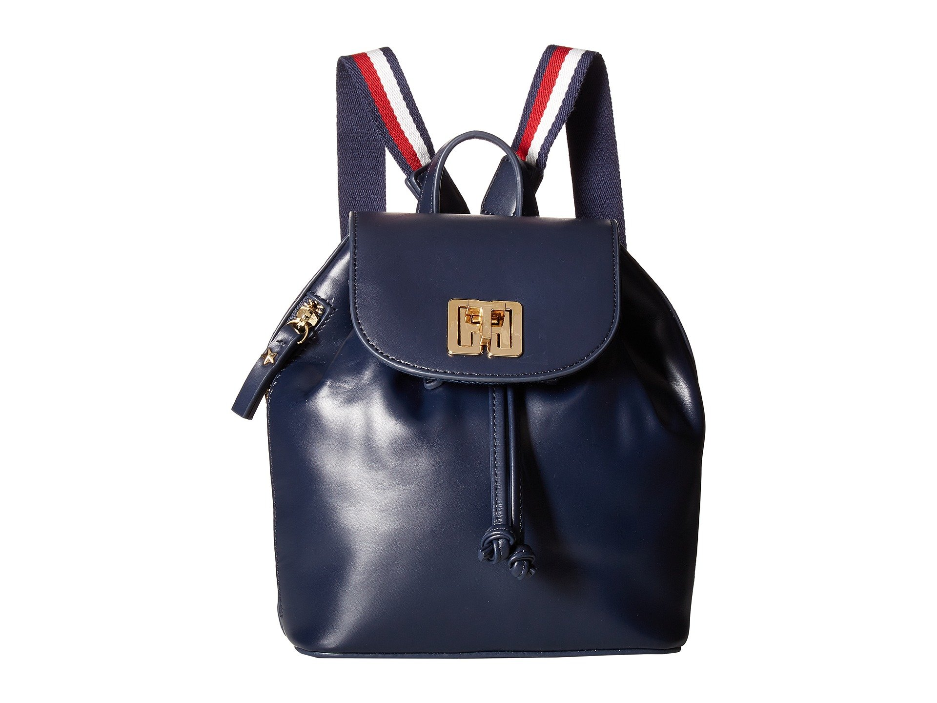 Mochila para Mujer Tommy Hilfiger TH Twist Backpack  + Tommy Hilfiger en VeoyCompro.net