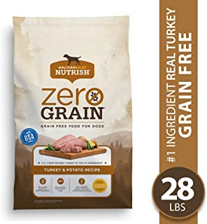 Rachael Ray Nutrish Zero Grain Dry Dog Food, Poultry Flavors, Grain Free
