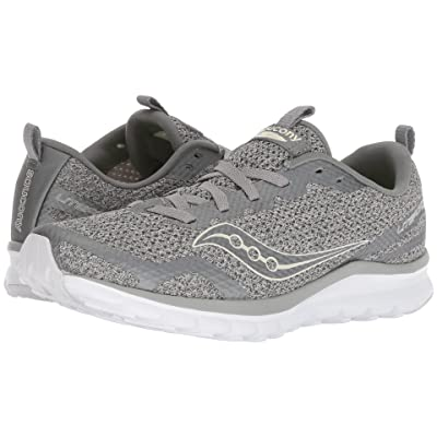 Saucony Liteform Feel (Grey/Silver) Women