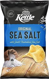 Kettle Sea Salt, 12 x 175g