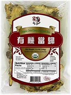 Organic Dried Dong Quai Root Slice Angelica sinensis Root 当归