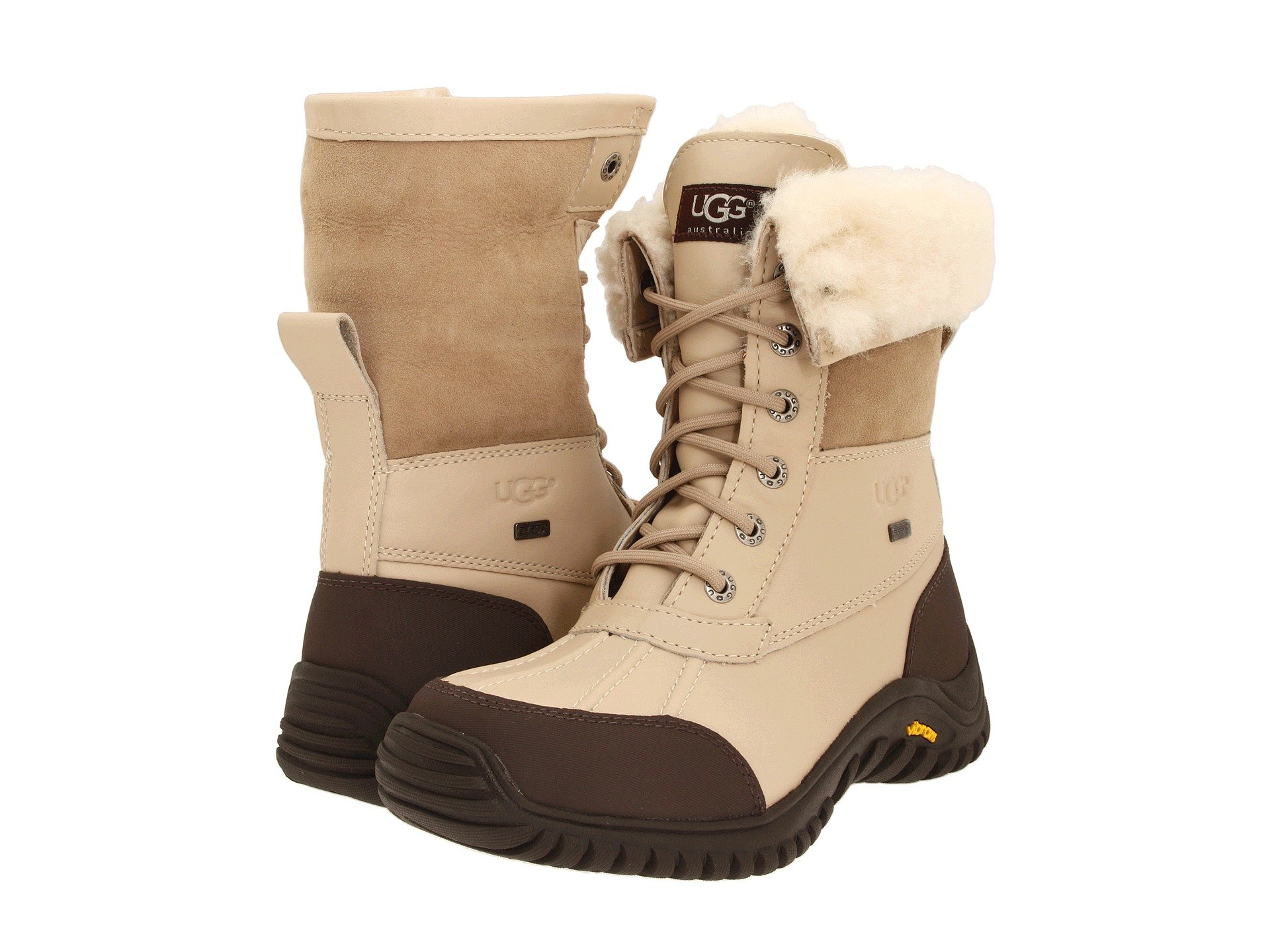ugg w adirondack boot ii