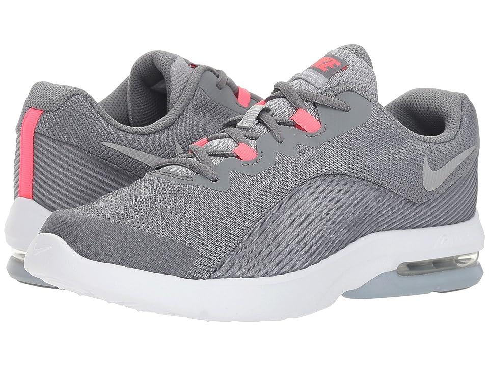 Nike Kids Air Max Advantage 2 (Big Kid) (Cool Grey/Metallic Silver/Wolf Grey) Girls Shoes