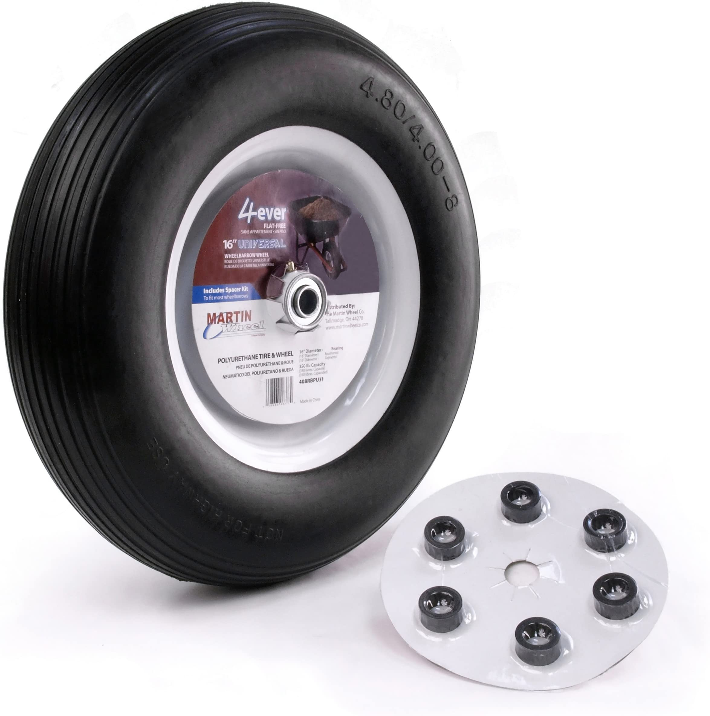 """Details about  /Tractor /& Equipment Heavy Duty Wheel Rim 15/"""" X 8/"""" w// 1//2/"""" Center Plate 8-8 Lugs"""