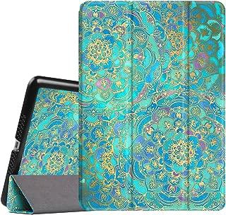Fintie iPad Mini 3/2/1 Case - Lightweight Slimshell Smart Stand Cover with Premium PU Leather Back Protector for Apple iPad Mini 1/Mini 2/Mini 3 (Auto Wake/Sleep), Shades of Blue