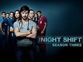 The Night Shift - Season 3