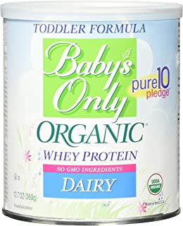 Best baby's only soy formula Reviews