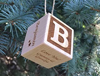 Personalized First Christmas Ornament!