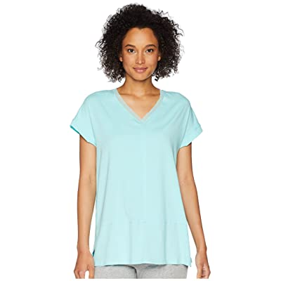 Jockey Short Sleeve Top (Green) Women