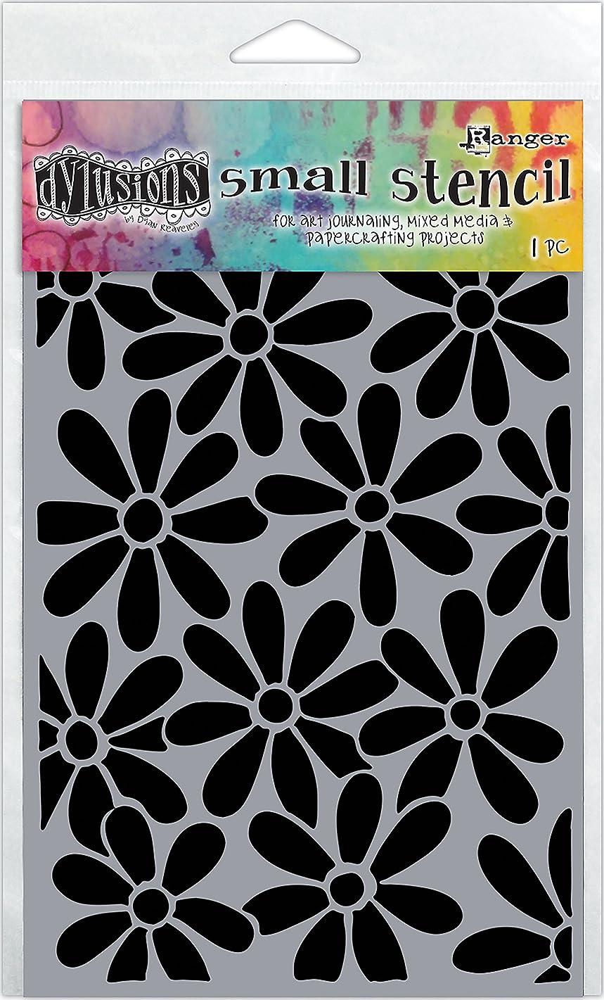 Ranger Spring Bloom Dyan Reaveley's Dylusions Stencils 5