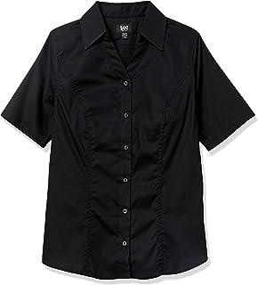 Lee Junior's Short Sleeve Work Shirt