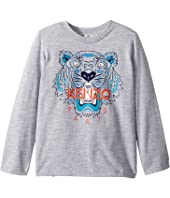 Kenzo Kids - Tiger T-Shirt (Toddler/Little Kids)