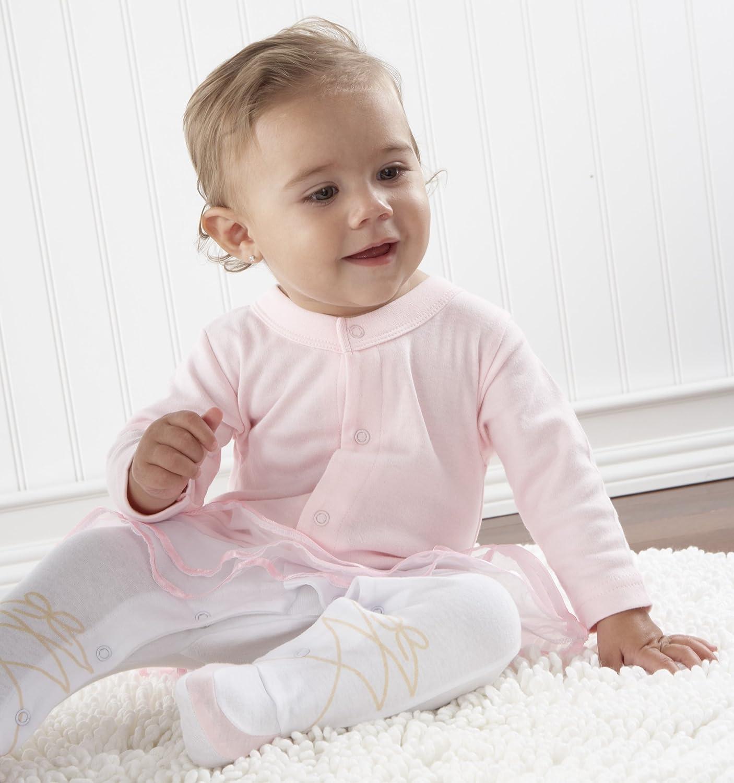 Baby Ballerina Two-Piece Layette Set in Gift Box Newborn Onesie Baby Halloween Costume Baby Shower Gift 0-6 Months Baby Aspen
