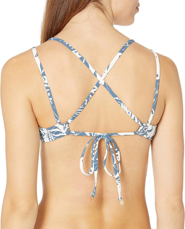 Anne Cole Women's Standard Bralette Strappy Bikini Swim Top