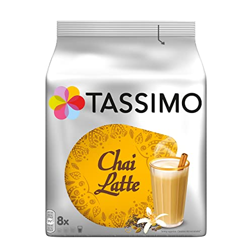 TASSIMO CHAI Tea Latte - bebidas lácteas (Manada, Milk, Concentrated milk product (