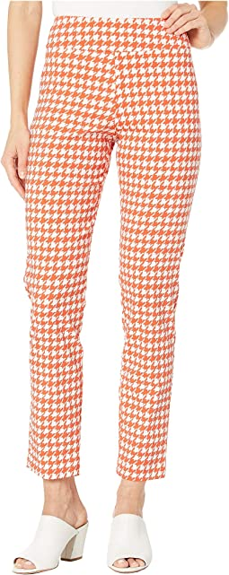 Tomato Mini Houndstooth