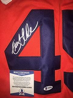 Gerrit Cole Autographed Signed Memorabilia Houston Astros Jersey Nickname Cole Train Ace Beckett