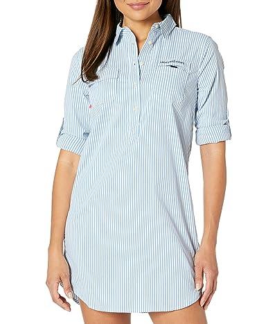 Vineyard Vines Harbor Shirt Cover-Up