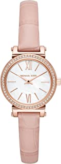 MICHAEL KORS Women's MK2715 Year-Round Analog-Digital Quartz Pink Band Watch