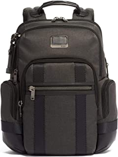 TUMI - Alpha Bravo Nathan Laptop Backpack - 15 Inch Computer Bag for Men and Women - Graphite