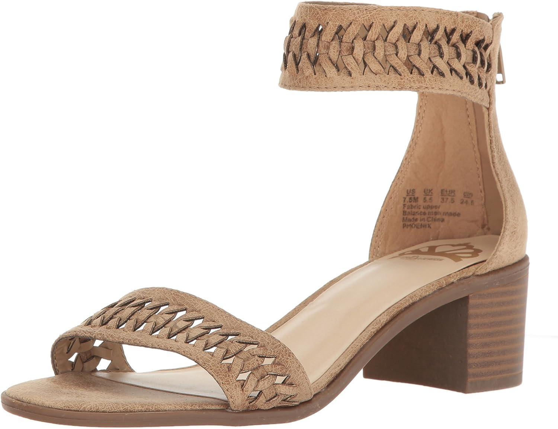 Fergalicious Womens Phoenxi Dress Sandal