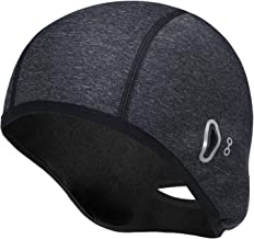 Varadyle Bicycle Caps Windproof Winter Warm Bike Hats Helmet Liner with Glasses Hole for Women Cycling Running Skiing