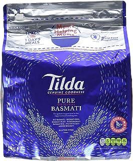 comprar comparacion Tilda Arroz Basmati - 5000 gr