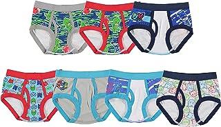 PJ Masks Boys' 7-Pack Brief Underwear