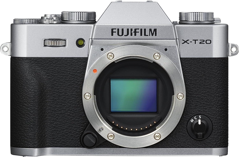 Fujifilm X-T20 Mirrorless Camera