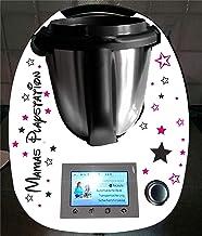 Sticker geschikt voor Thermomix TM 5, TM 6, TM 31 Mamas Playstation Sterren