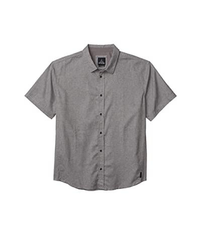 Prana Grixson Shirt (Gravel) Men