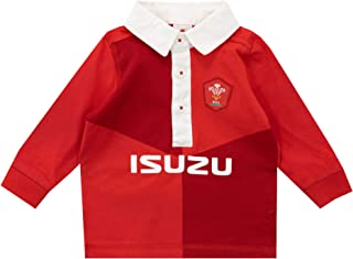 baby wales rugby shirt
