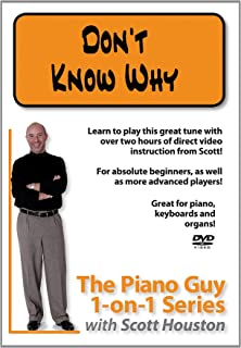 Don't Know Why Piano Guy 1-On-1 Series