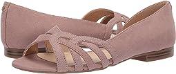 Pink Sand Shimmer Suede